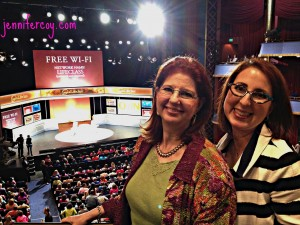 My Mom and Me at Oprah's Lifeclass
